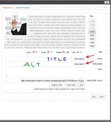 שילוב תמונות חיוני לקידום אורגני שלהאתר